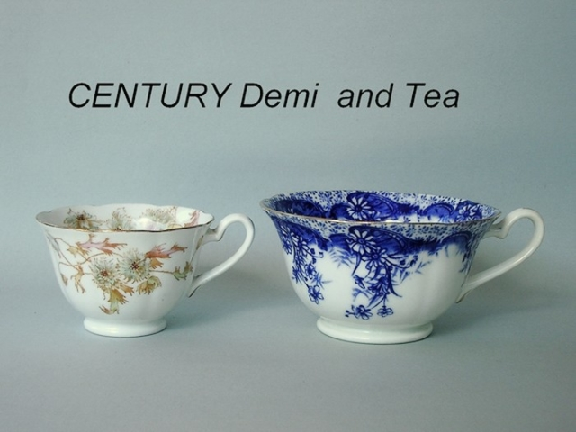 CENTURY Demi and Tea