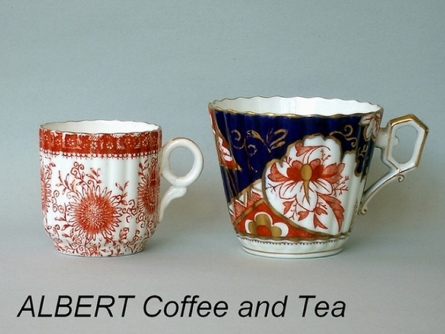 ALBERT Coffee and Tea