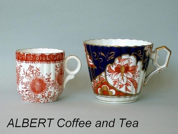 ALBERT Coffee and Tea