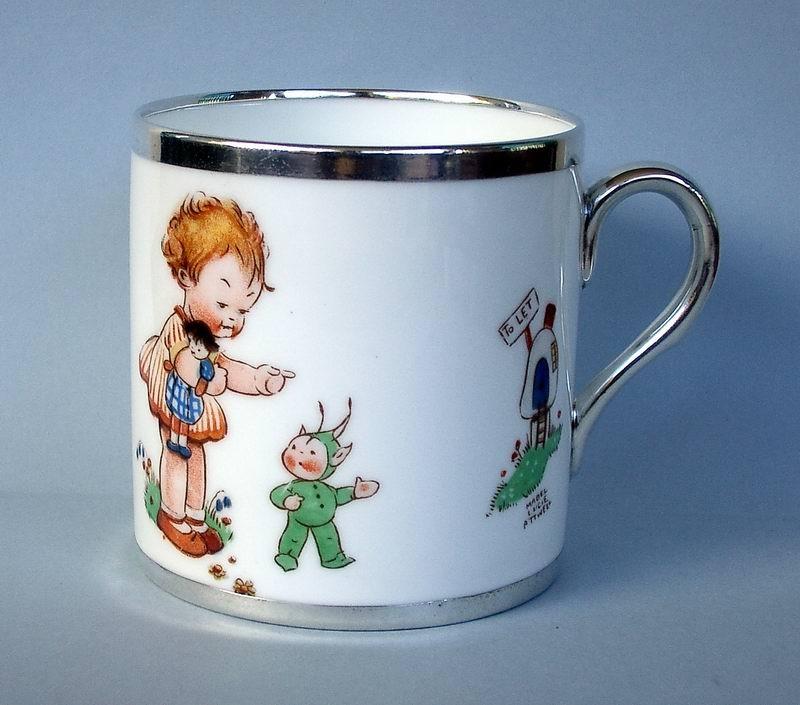 Mabel Lucie Attwell mug