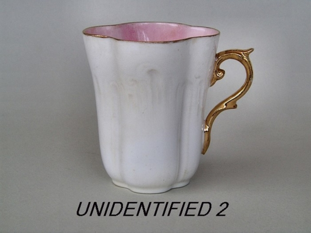 Unidentified cup shape 2