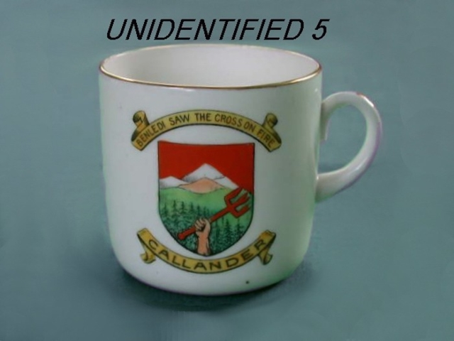 Unidentified cup shape 5