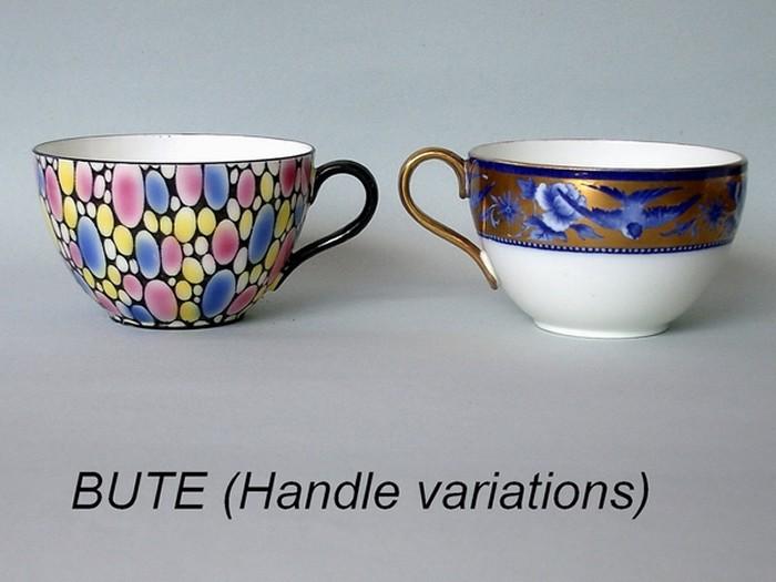 BUTE (Handle variations)
