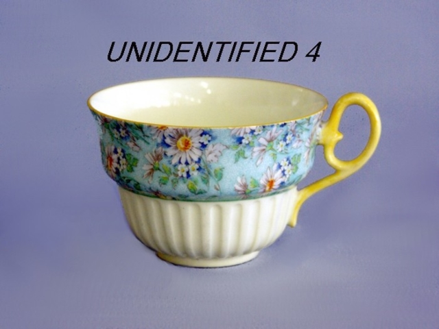 Unidentified cup shape 4