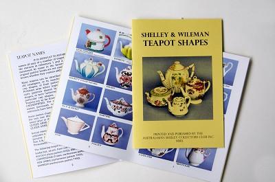 ASCCI  Teapot Shapes Book