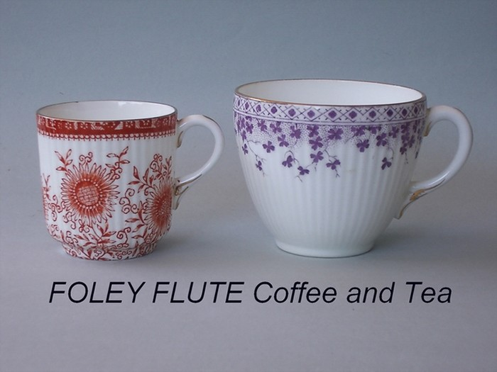 FOLEY FLUTE Coffee and Tea