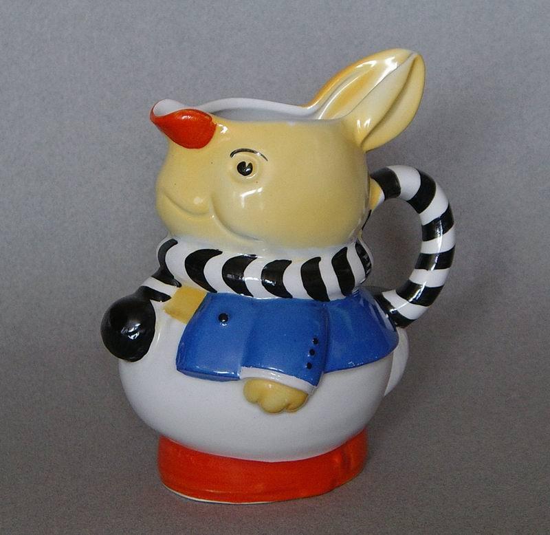 Mabel Lucie Attwell Rabbit milk jug
