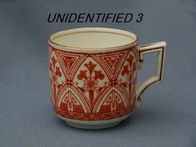 Unidentified cup shape 3