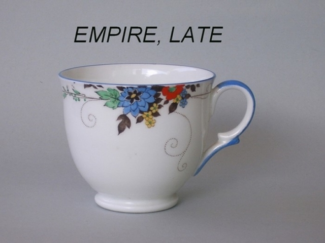 EMPIRE, LATE