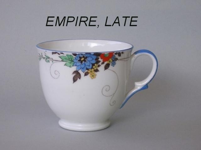 EMPIRE, LATE