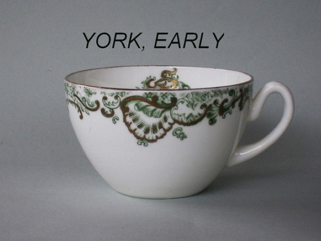 YORK, EARLY