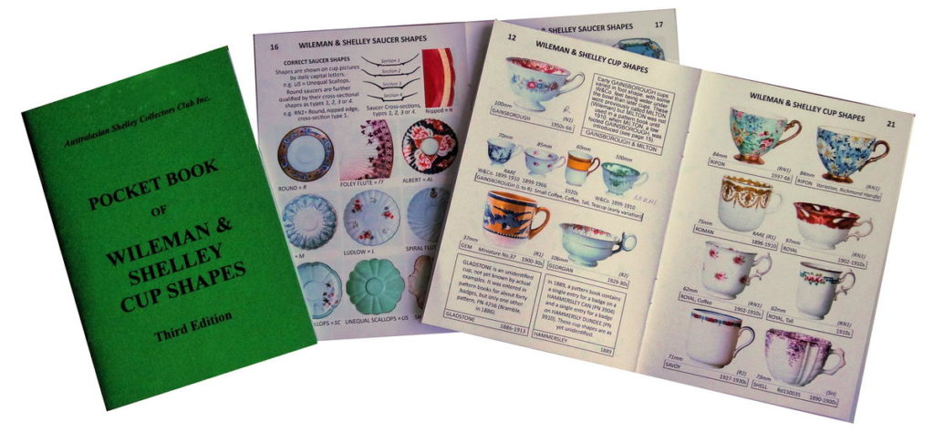 ASCCI Cup Shapes Book