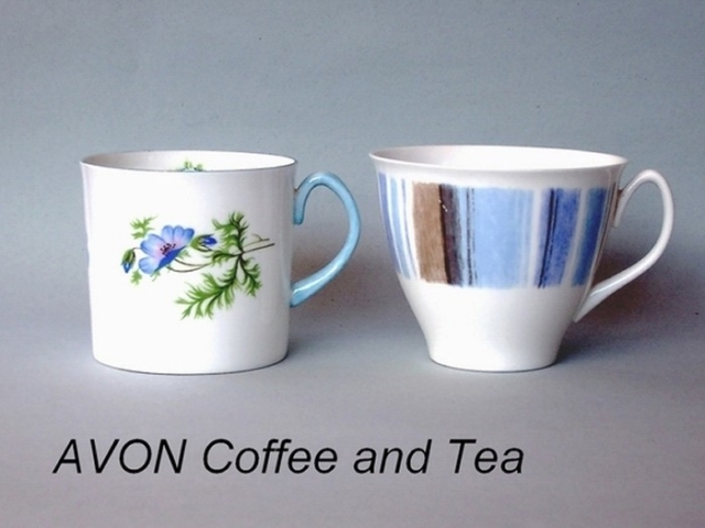AVON Coffee and Tea