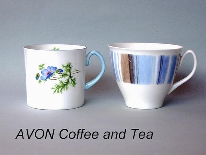 AVON Coffee and Tea