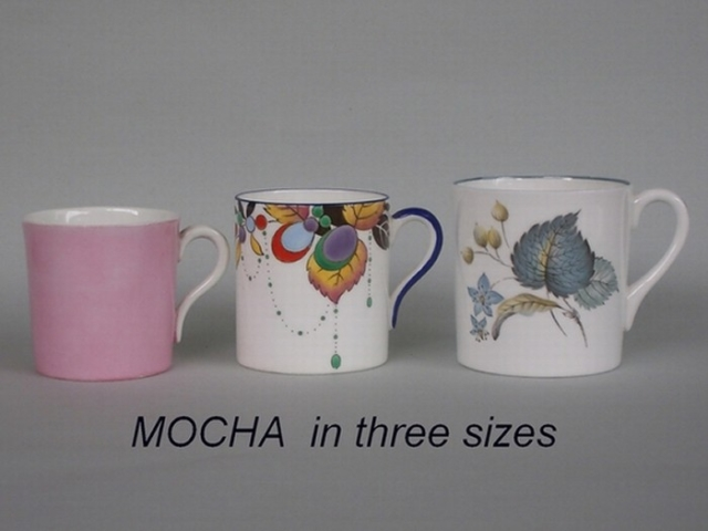 MOCHA in three sizes