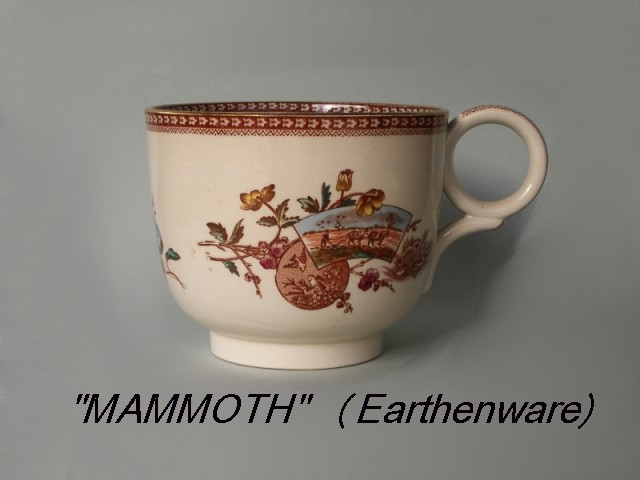"""MAMMOTH"" (Earthenware)"