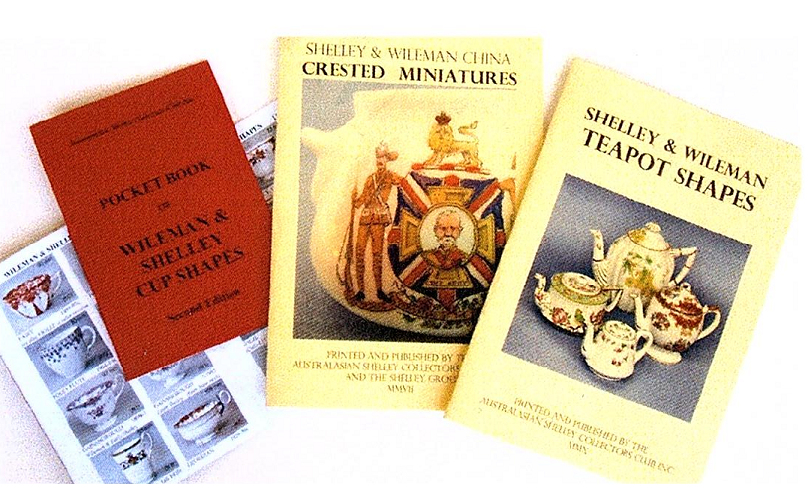 Covers of ASCCI Publications