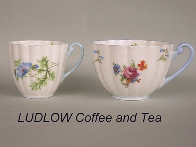 LUDLOW Coffee and Tea
