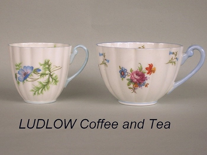 LUDLOW Coffee and Tea
