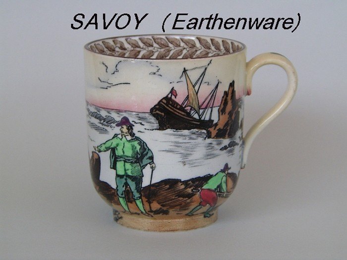 SAVOY (Earthenware)