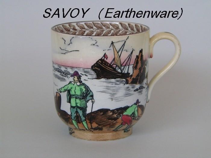 SAVOY (Earthenware)