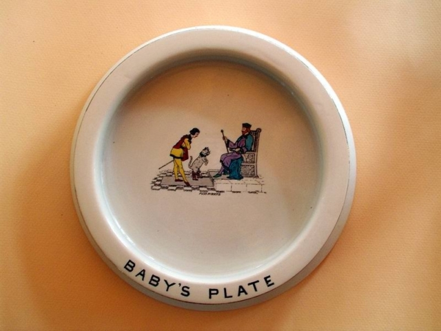 Baby's Plate