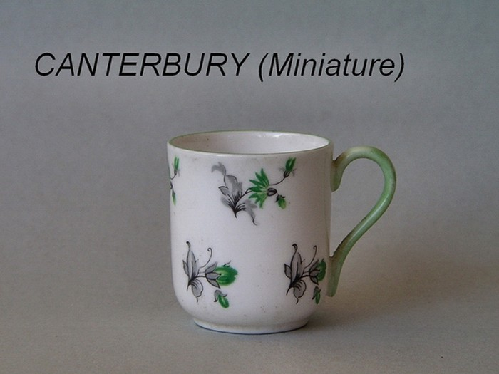 CANTERBURY (Miniature)