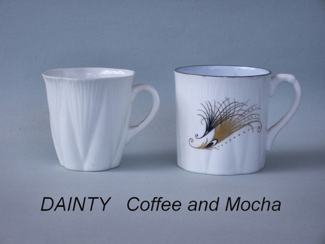 DAINTY Coffee and Mocha