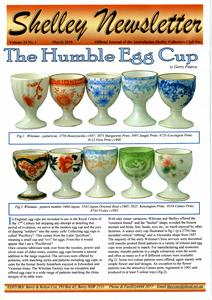 Shelley Newsletter Volume 24 No. 1 March 2010