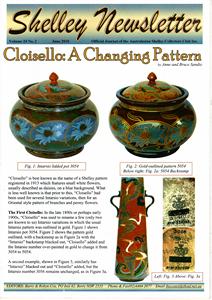 Cover of Shelley Newsletter Volume 24 No. 2 June 2010