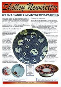 Cover of Shelley Newsletter Volume 18 No. 3 September 2004