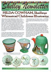 Cover of Shelley Newsletter Volume 18 No. 4 December 2004