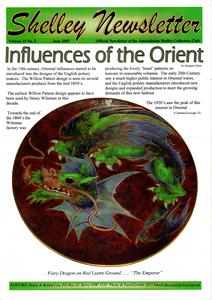 Cover of Shelley Newsletter Volume 19 No. 2 June 2005