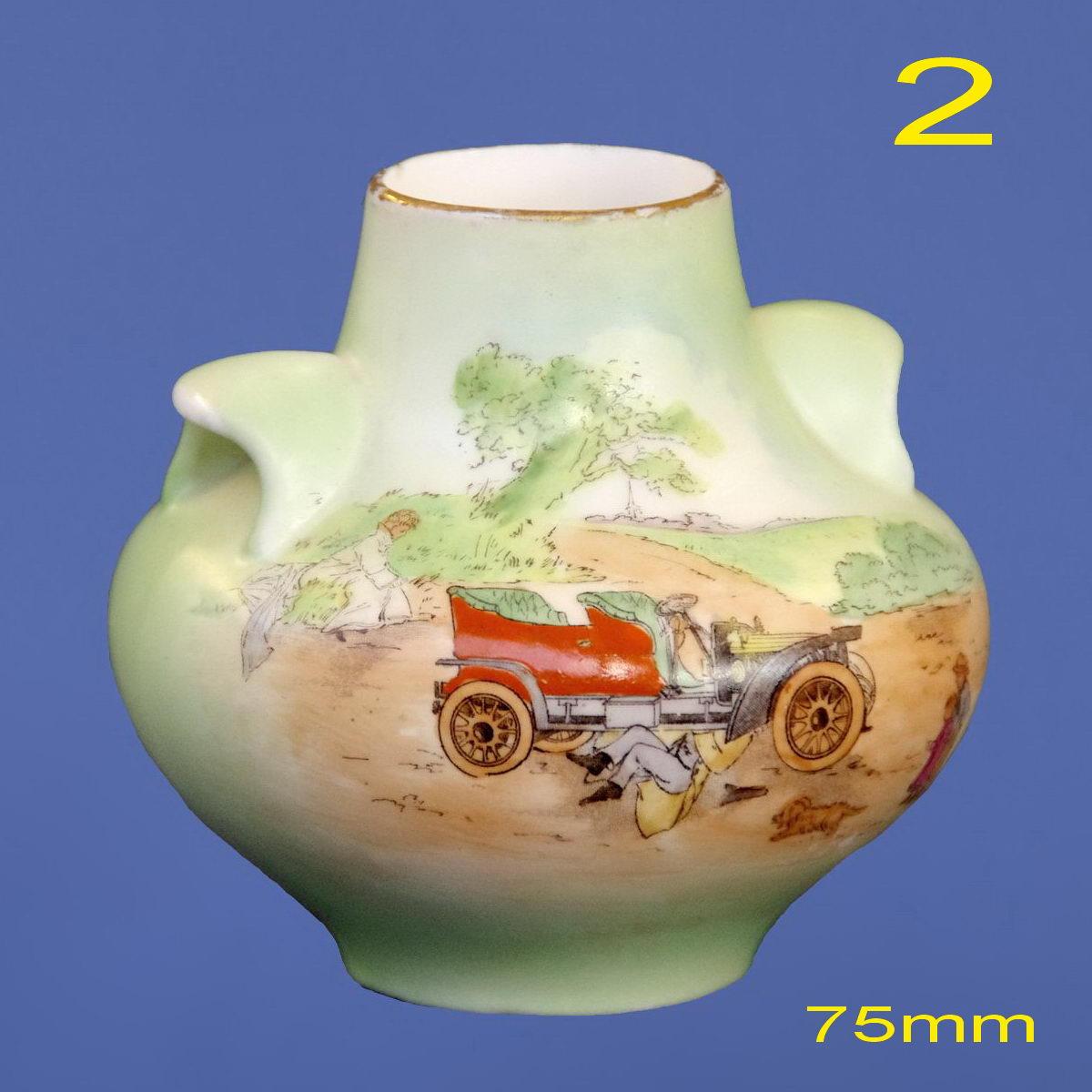 Shape 2 of Small China Vase Series